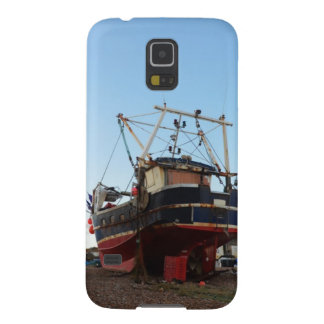 Steel Fishing Boat At Hastings Galaxy S5 Case