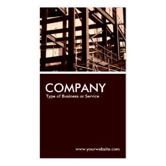 Steel Frame Construction Pack Of Standard Business Cards