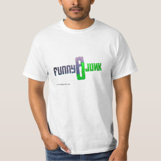STEEL Funnyjunk Logo Shirt