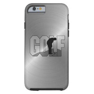 Steel Golf Tough iPhone 6 Case
