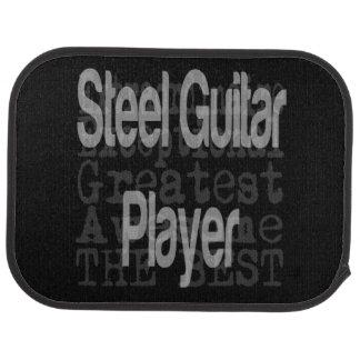 Steel Guitar Player Extraordinaire Floor Mat
