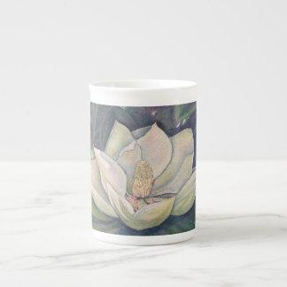Steel Magnolia Tea Cup