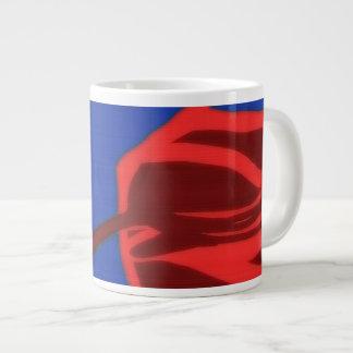 Steel Man Large Coffee Mug