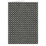 Steel Metal Mesh Pattern (faux)