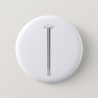Steel nail 2 inch round button