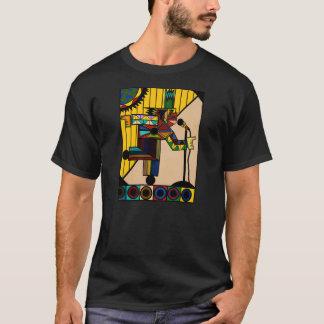 """Steel Pulse"" by Ruchell Alexander T-Shirt"