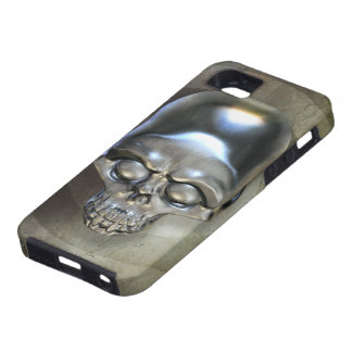 Steel Skull Case For The iPhone 5