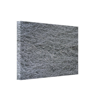 steel wool texture canvas print
