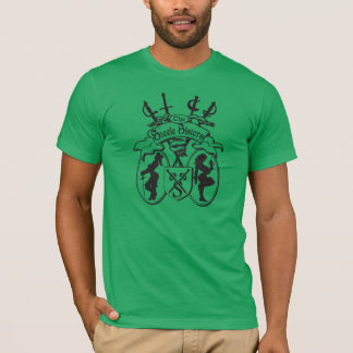 Steele Sisters Green Men's shirt