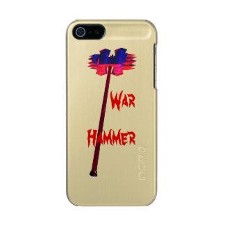 steelhammer_zazzlecleaned incipio feather® shine iPhone 5 case