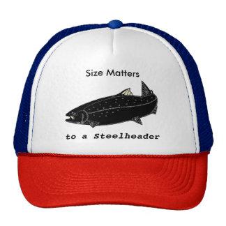 Steelhead Fishing Cap Trucker Hat