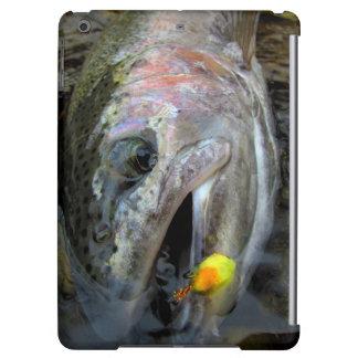 Steelhead Rainbow Trout Fly Fishing iPad Air Covers