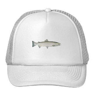 Steelhead Rainbow Trout Trucker Hat