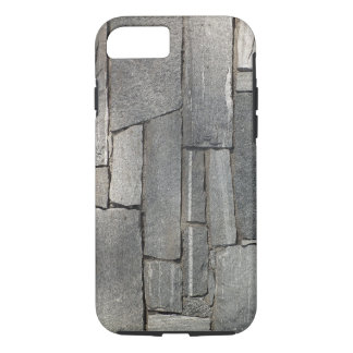 Steely Stone Wall Case-Mate iPhone Case