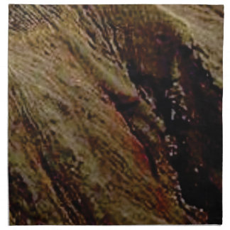 steep colored canyon napkin