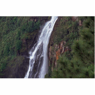 Steep Slopes And Water Fall Photo Cut Outs