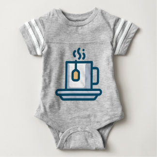 Steeping Tea Baby Bodysuit