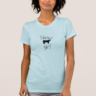Steer, Show, girl T-Shirt