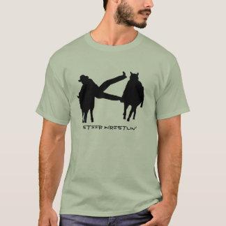 Steer Wrestlin' T-Shirt
