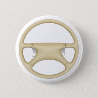 Steering wheel - front view 2 inch round button