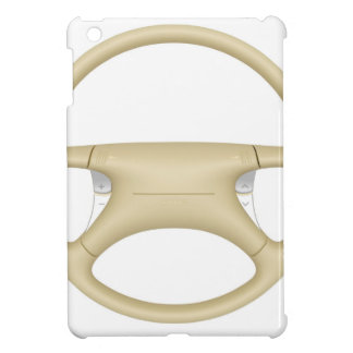 Steering wheel - front view case for the iPad mini