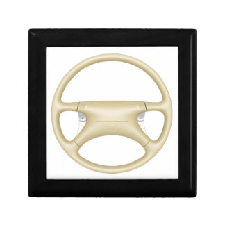 Steering wheel - front view gift box