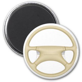 Steering wheel - front view magnet