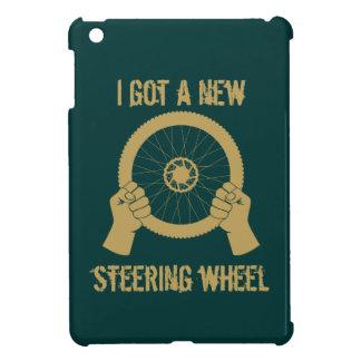 Steering wheel iPad mini covers