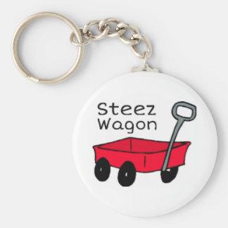 Steez Wagon Keychain