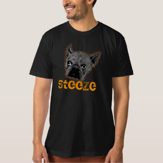 Steeze Dog Animal Print Tshirt