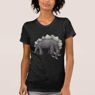 Stegosaurus Cartoon T-Shirt