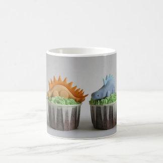 Stegosaurus Cupcakes Coffee Mug
