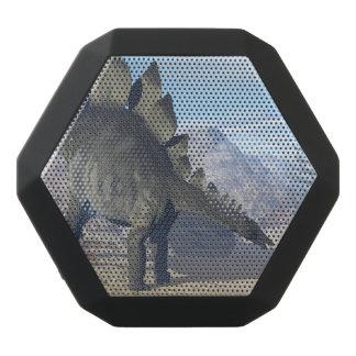 Stegosaurus dinosaur - 3D render Black Bluetooth Speaker