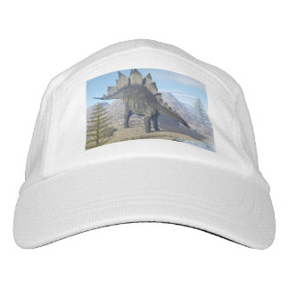 Stegosaurus dinosaur - 3D render Hat