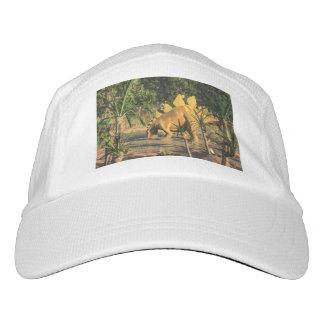 Stegosaurus dinosaur - 3D render Headsweats Hat