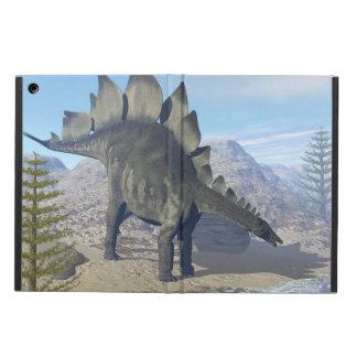 Stegosaurus dinosaur - 3D render iPad Air Cover