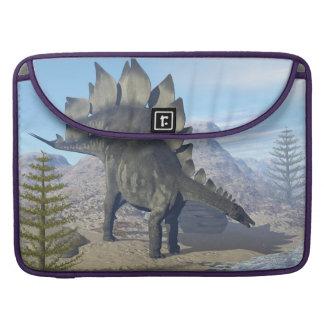 Stegosaurus dinosaur - 3D render Sleeve For MacBooks