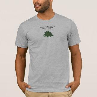 stegosaurus is #2 T-Shirt