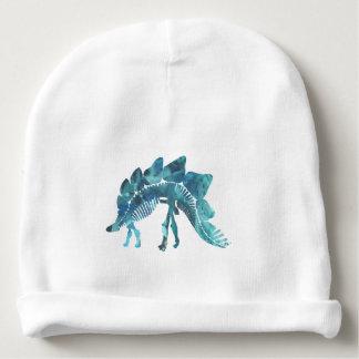 Stegosaurus Skeleton Baby Beanie