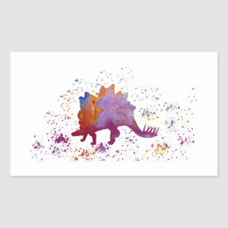 Stegosaurus Sticker