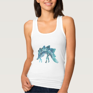 Stegosaurus Tank Top