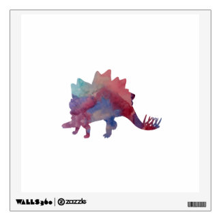 Stegosaurus Wall Decal