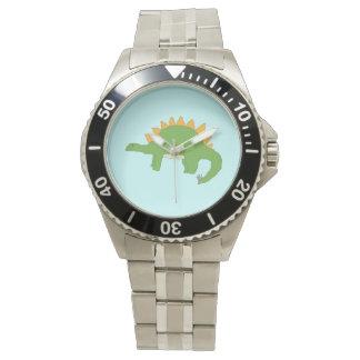 Stegosaurus watch
