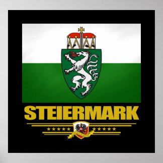 Steiermark (Styria) Poster