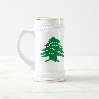 stein - Lebanese Cedar