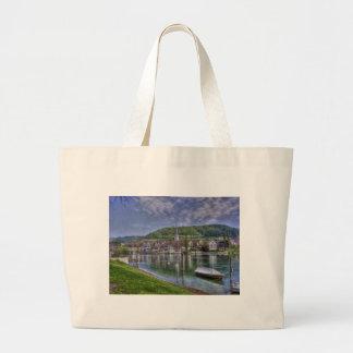 Stein on the River Rhine Tote Bag