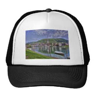 Stein on the River Rhine Hats