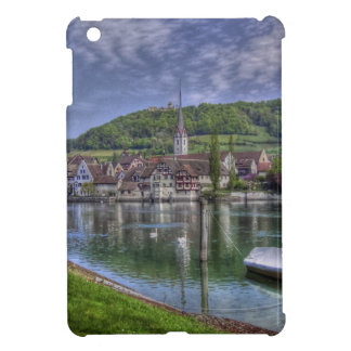 Stein on the River Rhine Cover For The iPad Mini