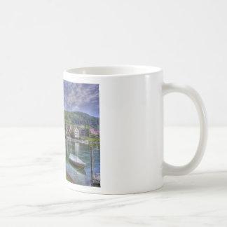 Stein on the River Rhine Coffee Mugs