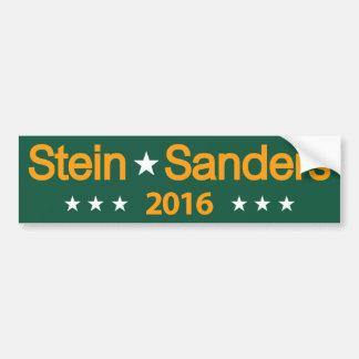 Stein Sanders 2016 Bumper Sticker